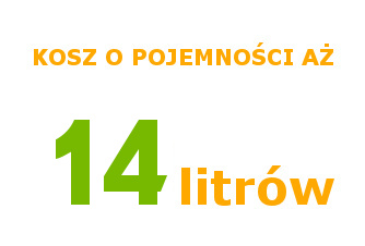 Kosz 14l
