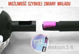 Mop z systemem Quick Click