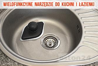 Do czyszczenia zlewu