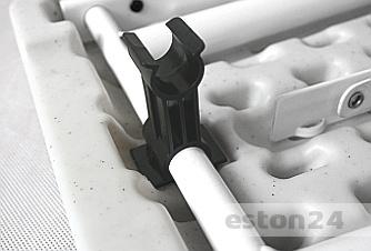 Zabezpieczenie przed rozkładaniem ławki