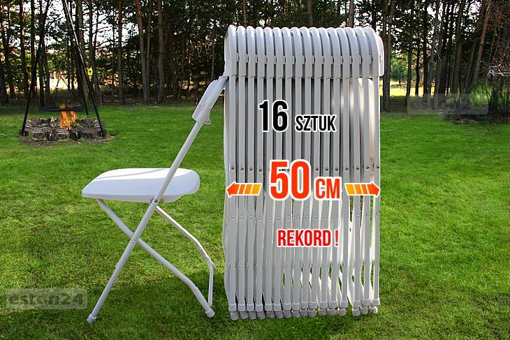 Krzesła dla firmy cateringowej