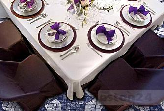 Krzesła rozkładane weselne