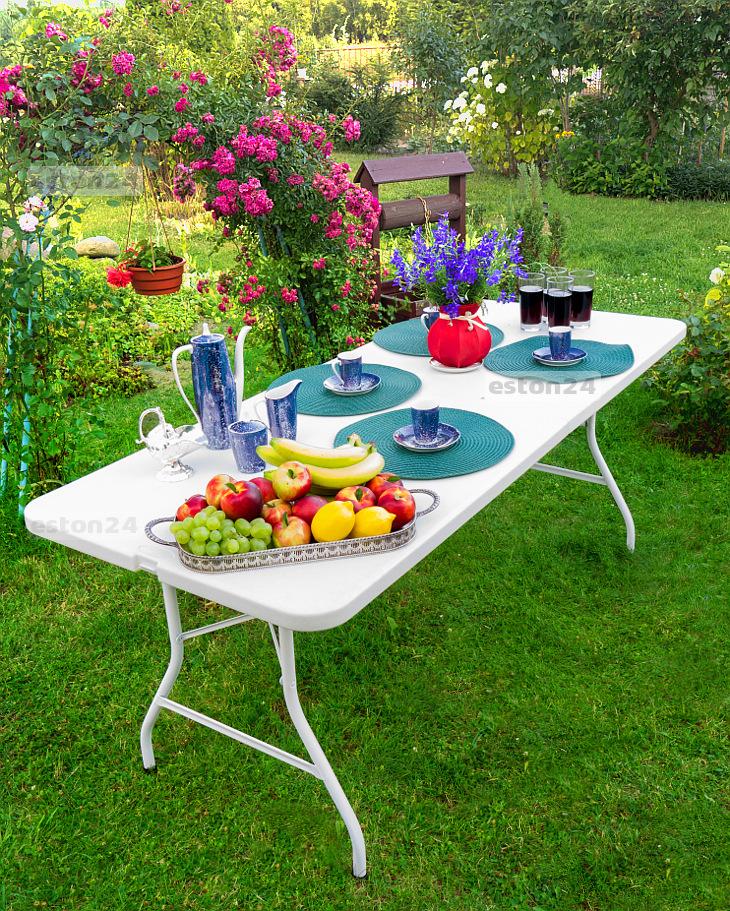 Stół Cateringowy Ogrodowy składany