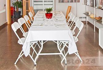 Stół na balkon tarsa imprezy okolicznościowe